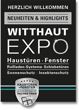 <strong>Witthaut Fensterbau</strong> EXPO